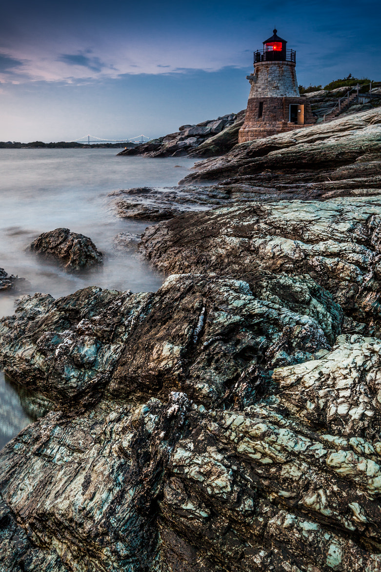 Photograph Castle Hill Lighthouse by Rich Williams on 500px
