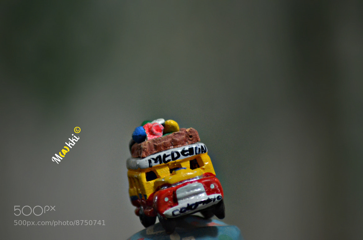 Photograph Colombian Bus by Hussein Makki on 500px