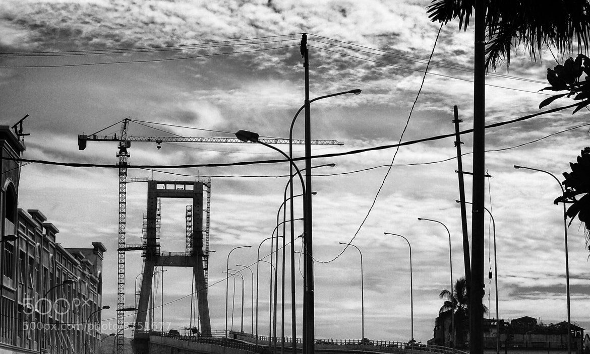 Photograph Poles and cables by Paul Nivico on 500px