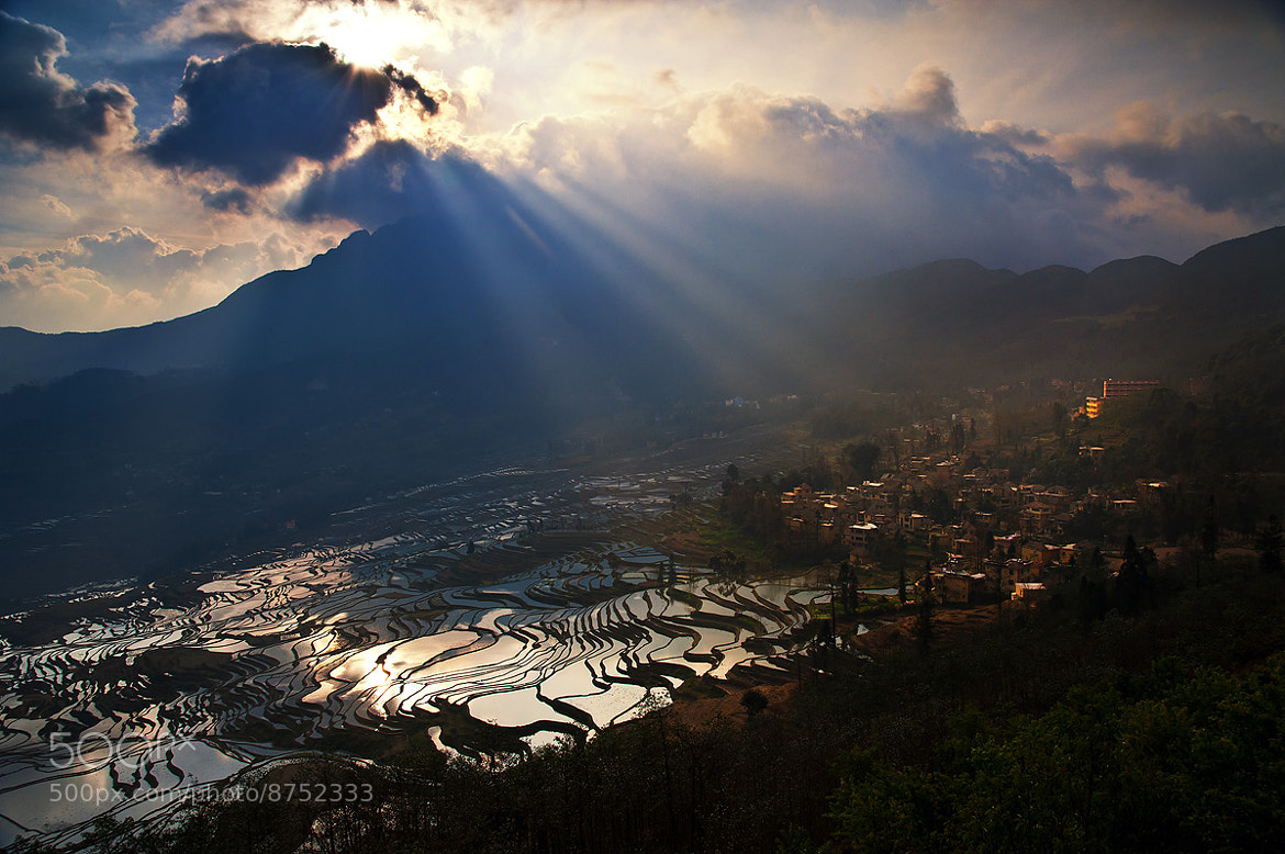 Photograph Good light at Yuanyang by Tonnaja Anan Charoenkal on 500px