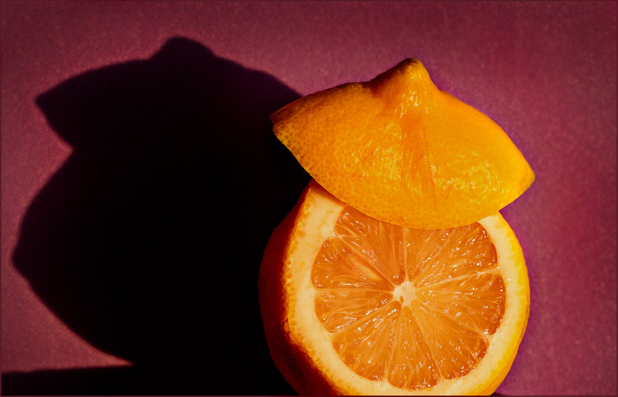 Photograph The tale of how the Lemon wanted to be an Alarm Clock, but became just a Fat Mouse by Soter . on 500px