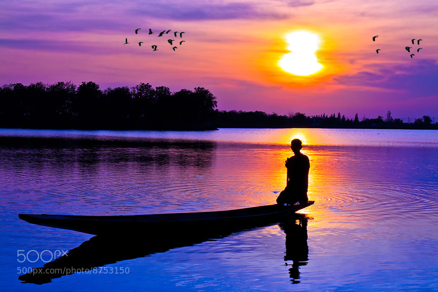 Photograph paddle by nantaphon Chaiyaphum on 500px