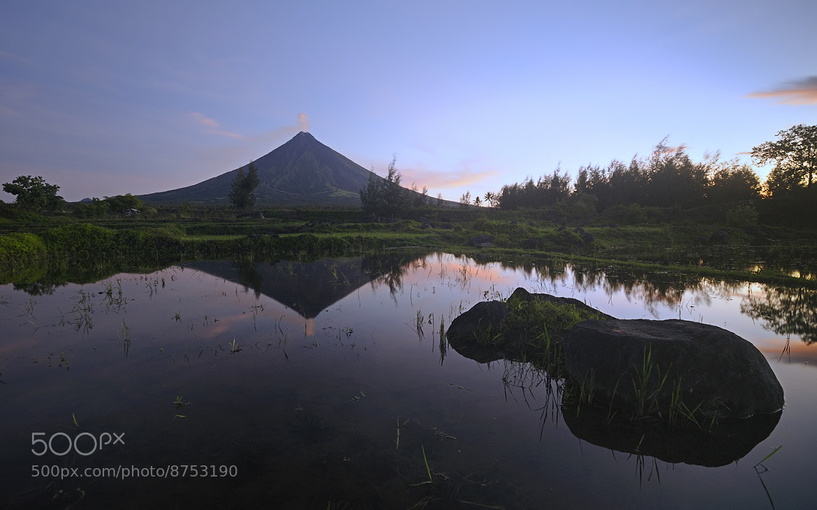 Photograph Mayon Volcano by Dacel Andes on 500px