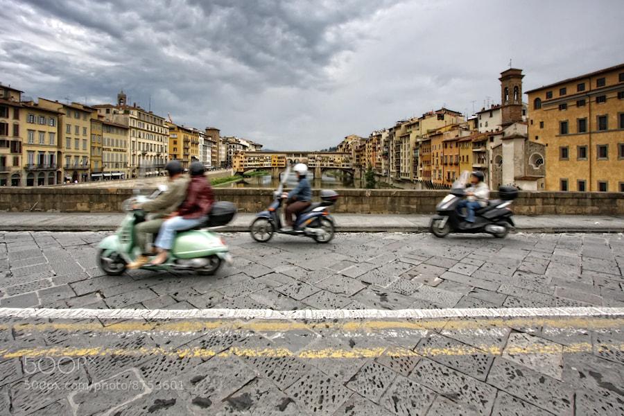 Photograph Ponte a Santa Trinità by Carlos Gotay on 500px