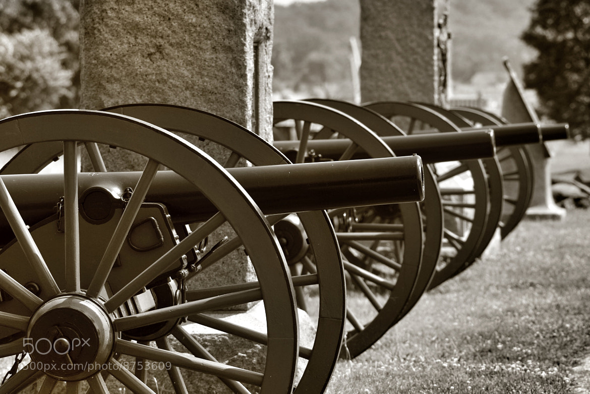 Photograph Gettysburg 2 by Paul Maillet on 500px
