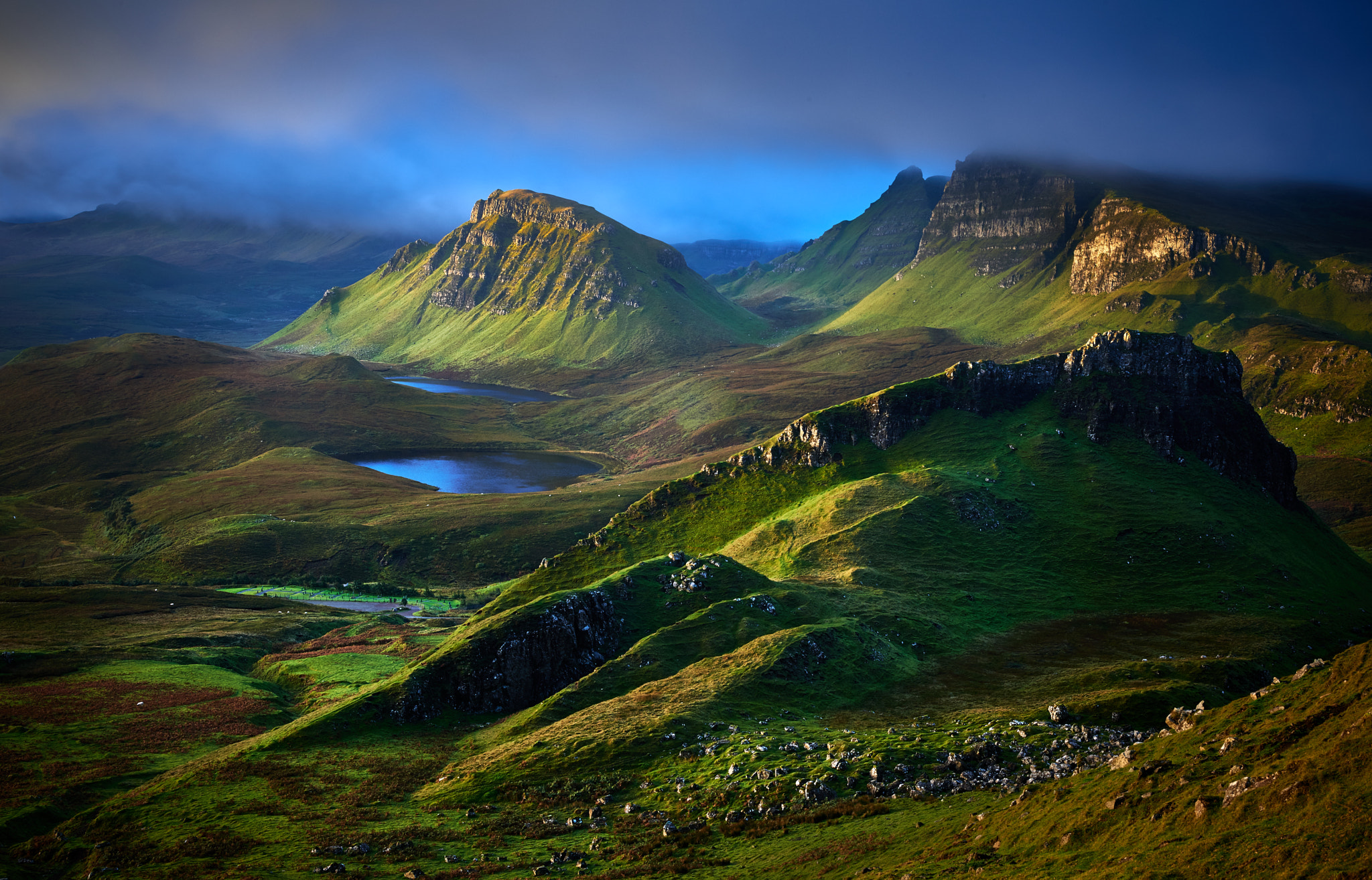 Sunrise at Quiraing by Tom Irving - Photo 87537673 - 500px
