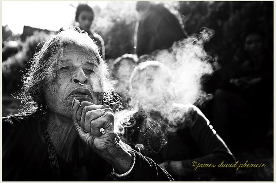 Nepal Series: Smoking