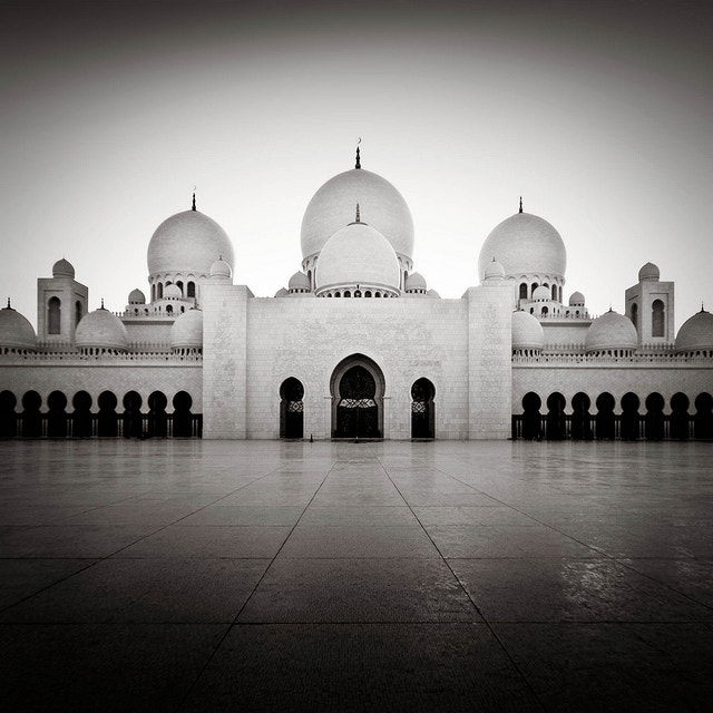 Photograph sheikh zayed by Rami Khan on 500px