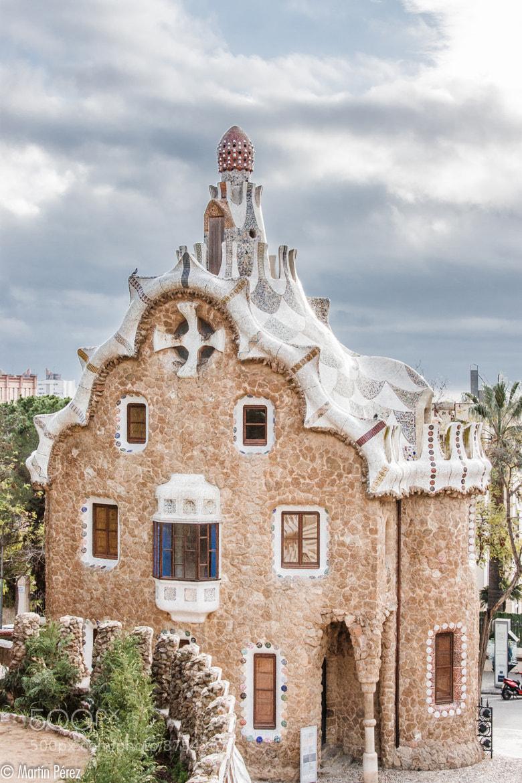 Photograph Gaudi - Parque Guell by Martín Pérez on 500px