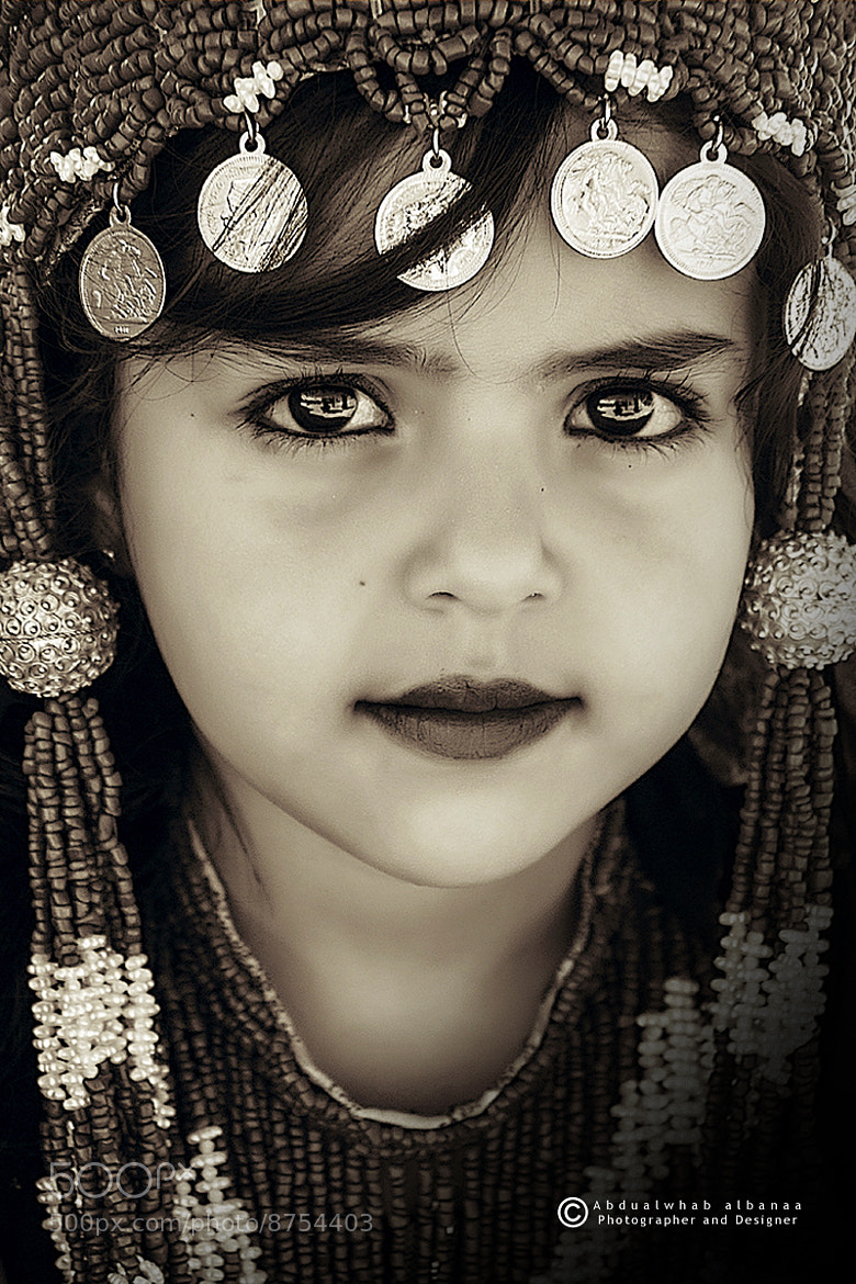 Photograph Natural beauty of the child by abdualwhab albanaa on 500px