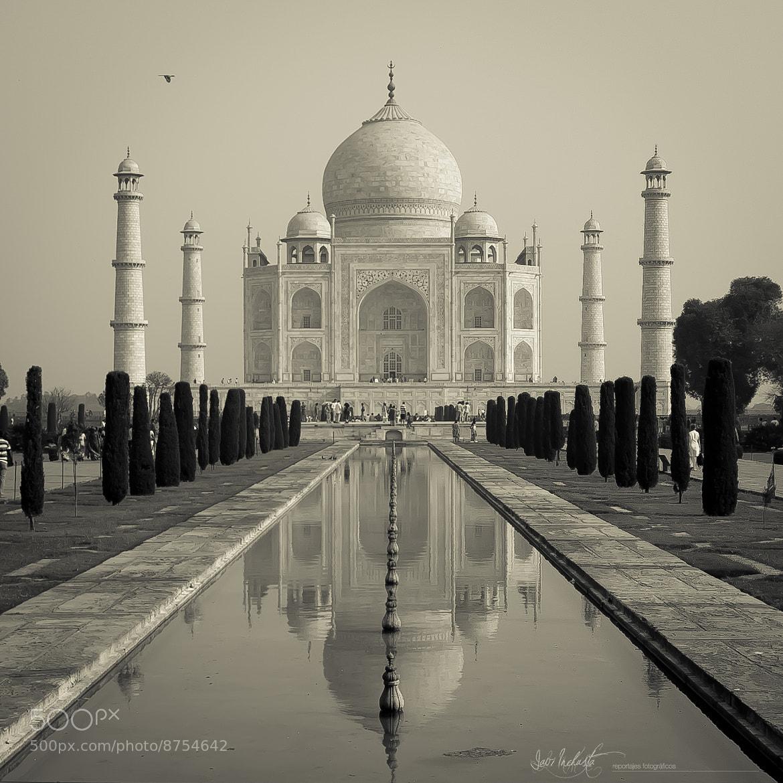 Photograph Taj Mahal by Javi Inchusta on 500px