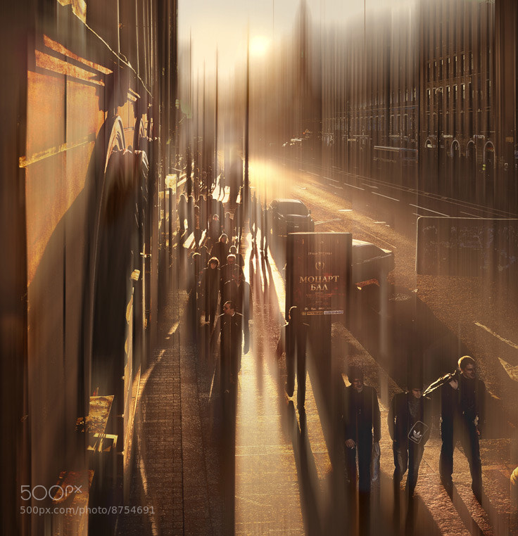 Photograph evening by Gennadi Blohin on 500px