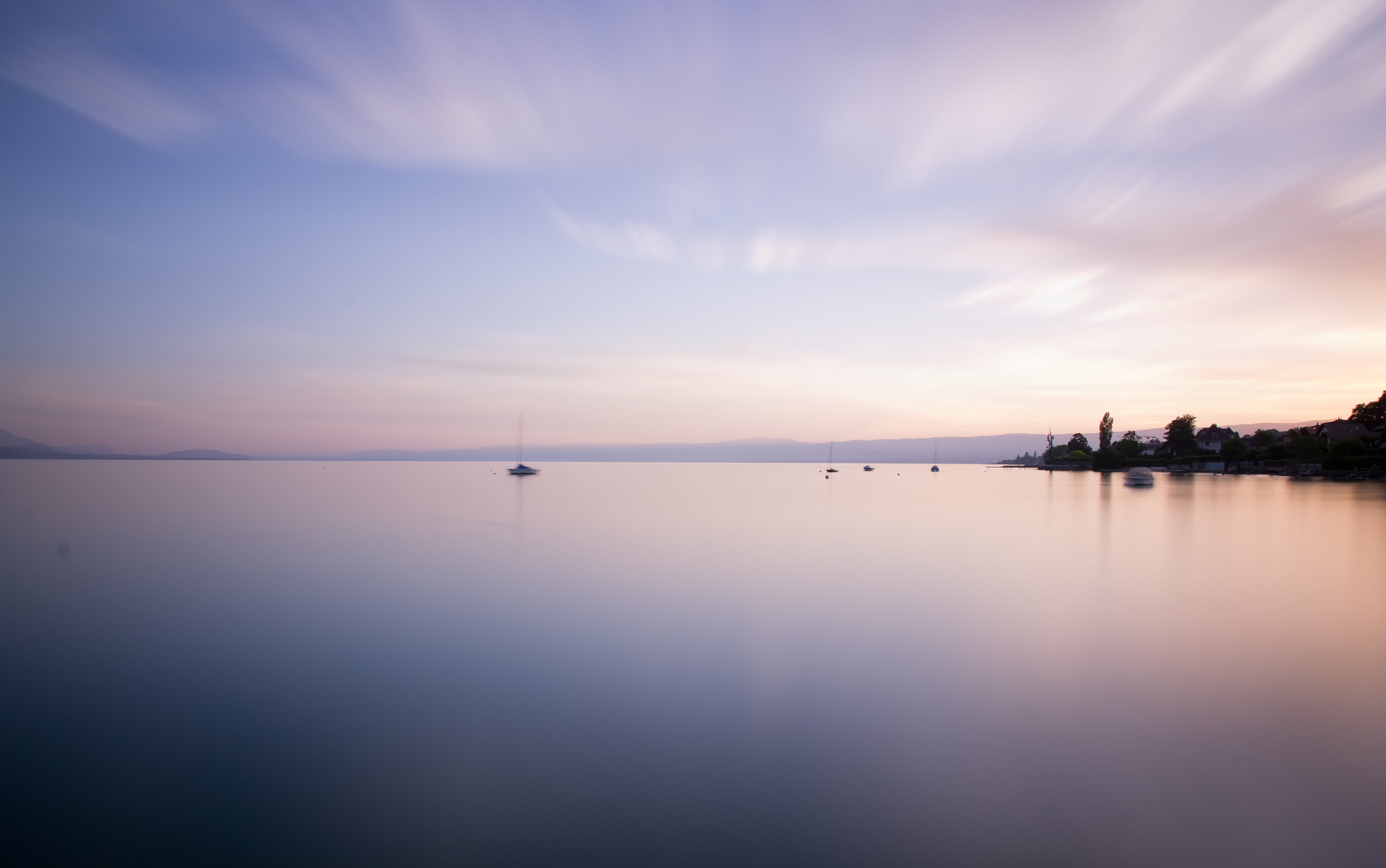 Photograph Lac Léman 2 by Charles DELEPINE on 500px