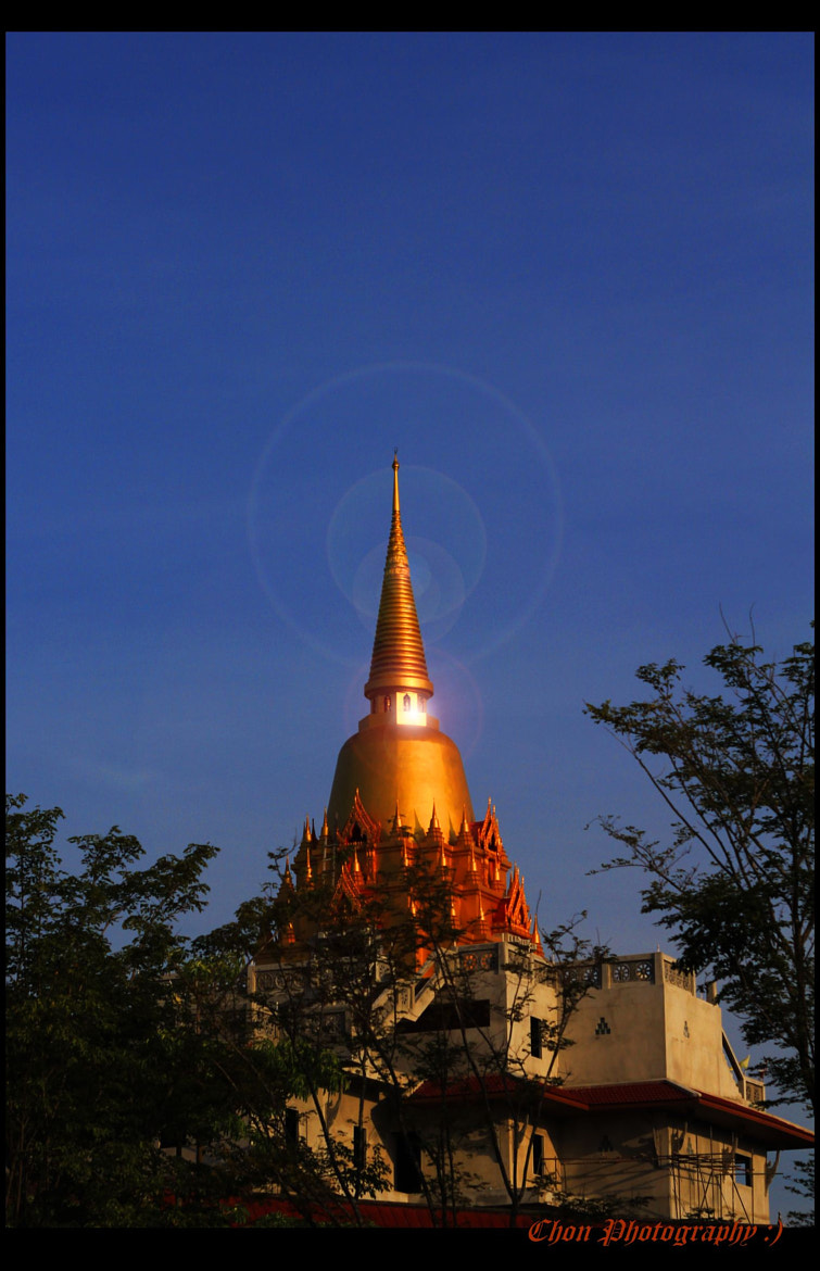 Photograph ...Golden Pagoda... by thicha chan on 500px