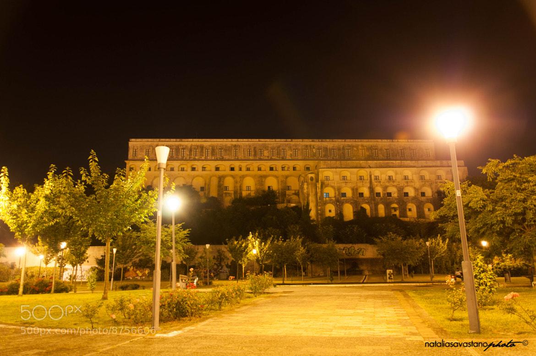 Photograph Convento della Santissima Trinità (Baronissi- SA) by Natalia Savastano on 500px