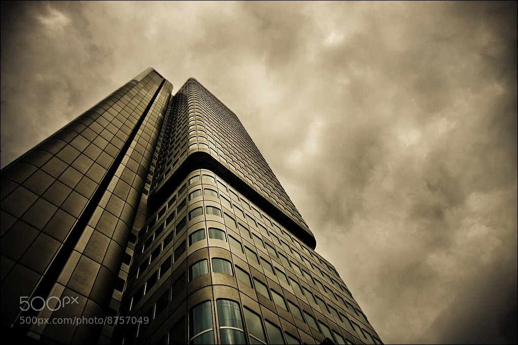Photograph Midas Tower by Sylvain Perenes on 500px