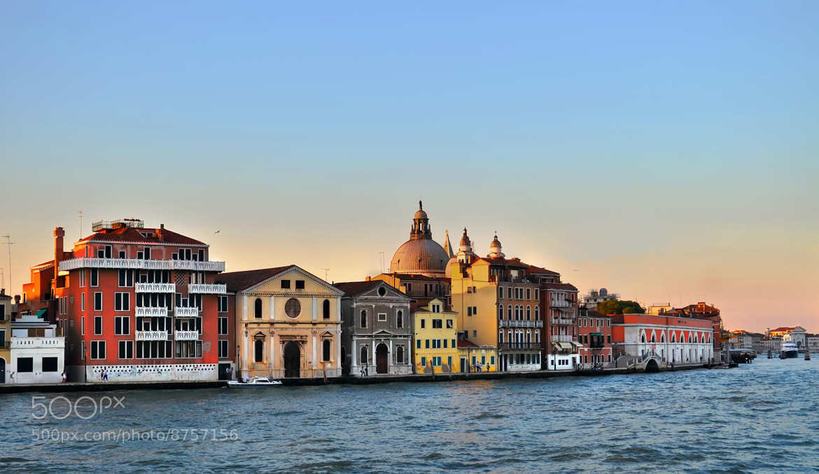 Photograph Leaving Venice by David Abrantes on 500px