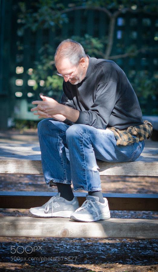 Steve Jobs by Ryan Katsanes (katsanes)) on 500px.com
