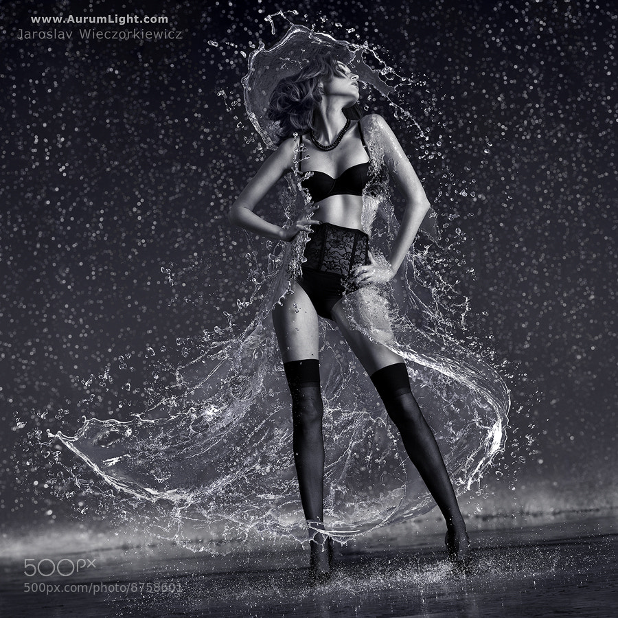 Photograph The Water Cloak by Jaroslav Wieczorkiewicz on 500px