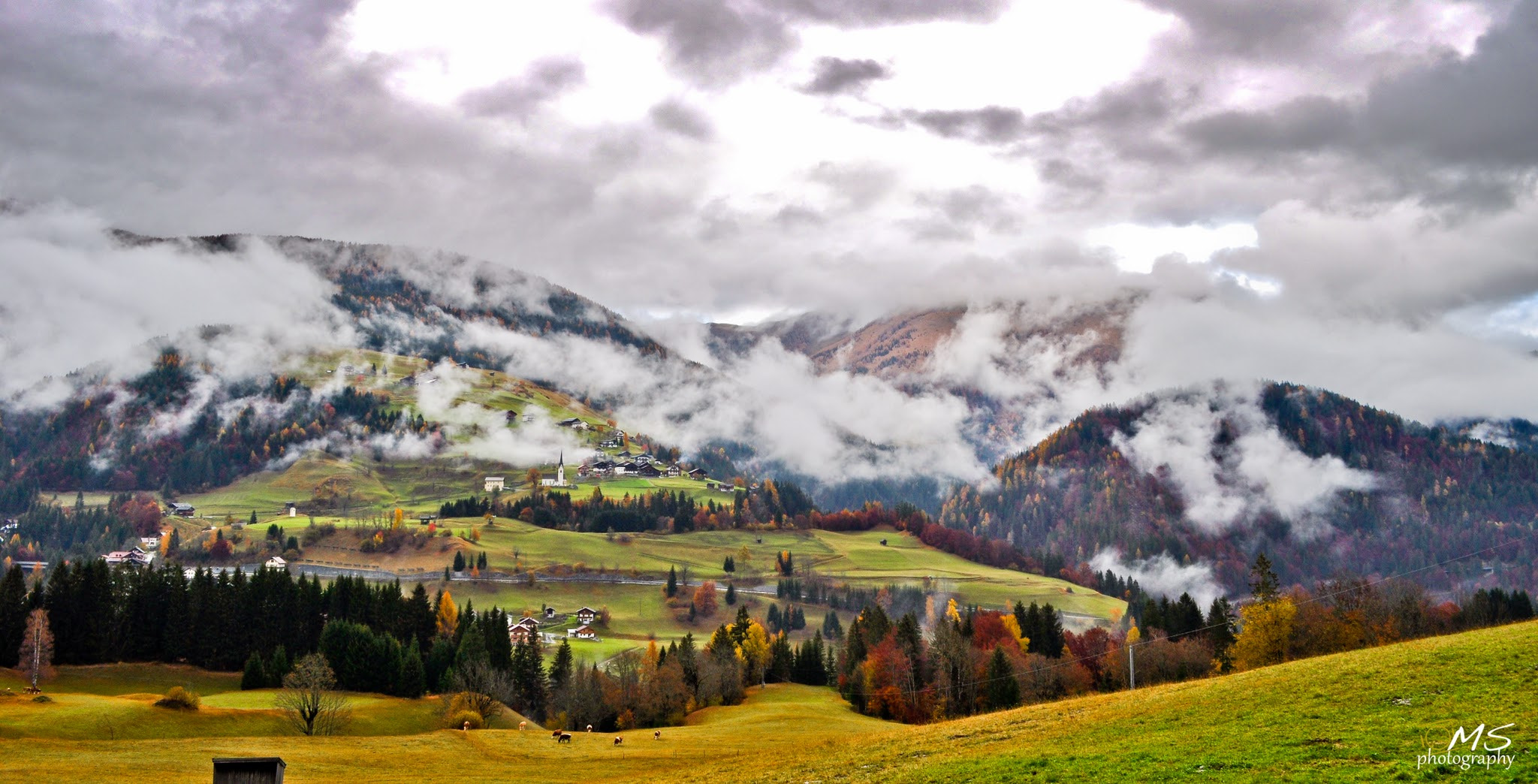 Photograph Cloudy nature by Michael Stabentheiner on 500px