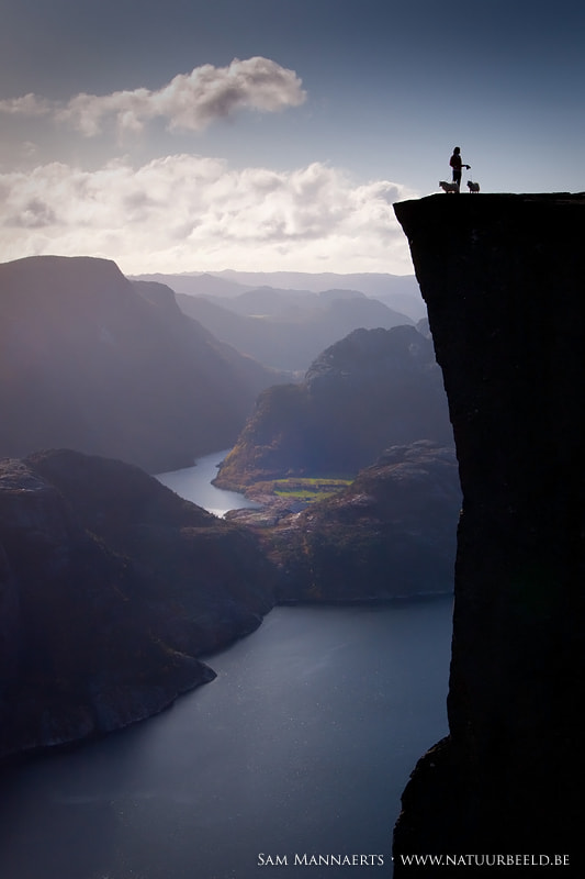 Photograph Standing on the edge... by Sam Mannaerts on 500px