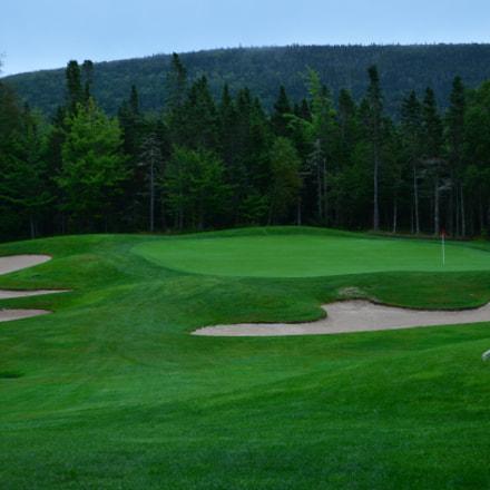 Bell Bay Golf Course, Baddeck, Nova Scotia