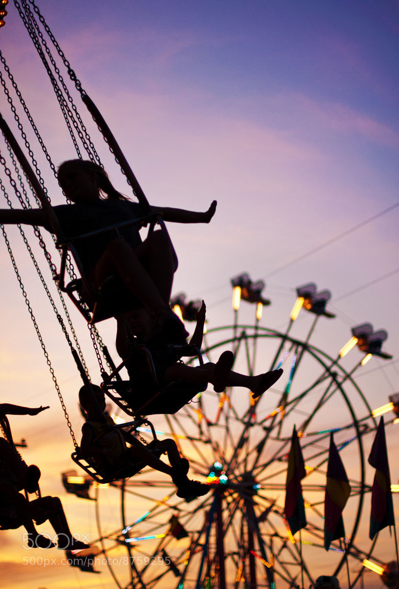 Photograph SWING by Maggie Foster on 500px