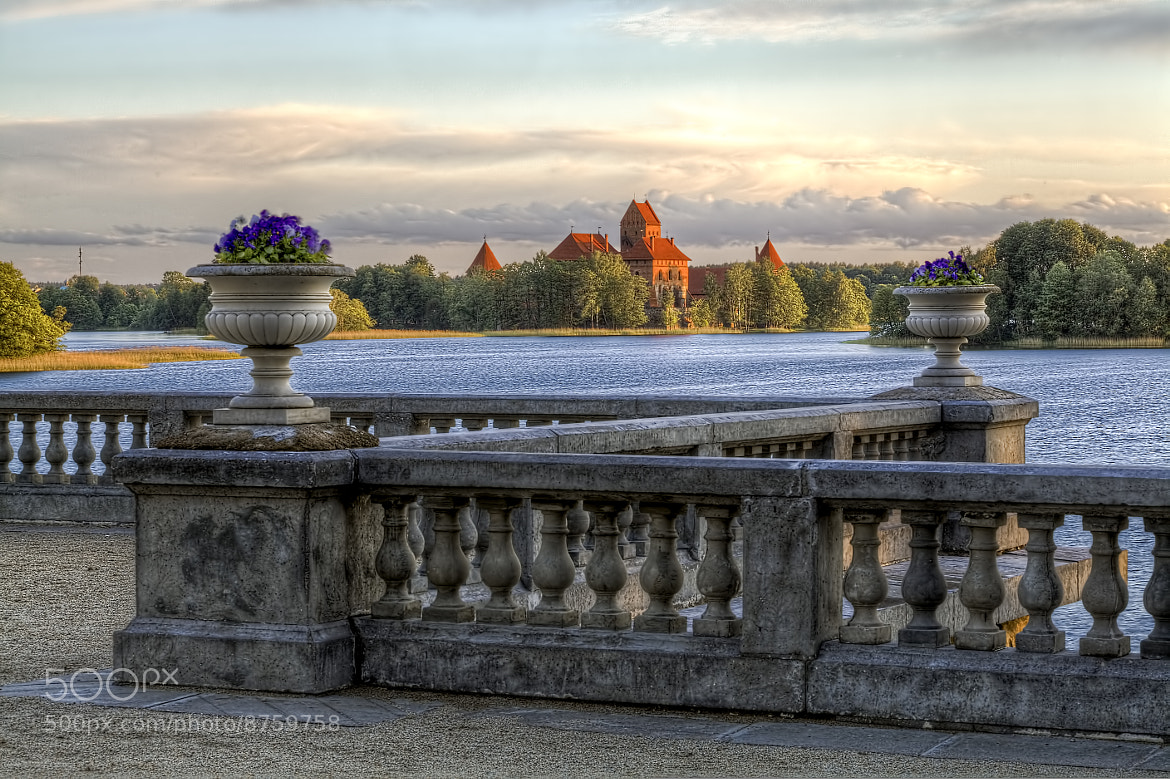 Photograph Memories of Trakai Castle by Laimonas Ciūnys on 500px