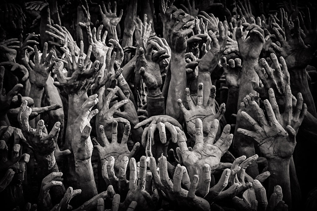 Photograph ~Hell~ by Daniel Nahabedian on 500px