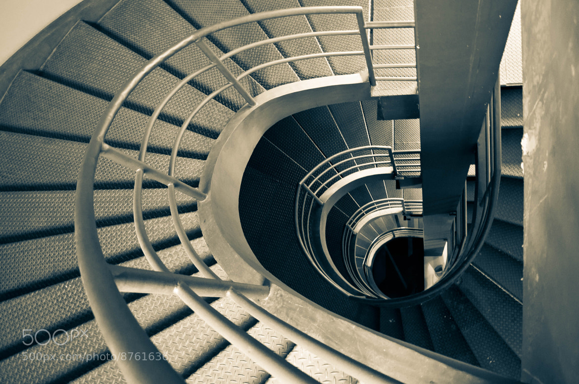 Photograph Spiral by Tatiana Nasser on 500px