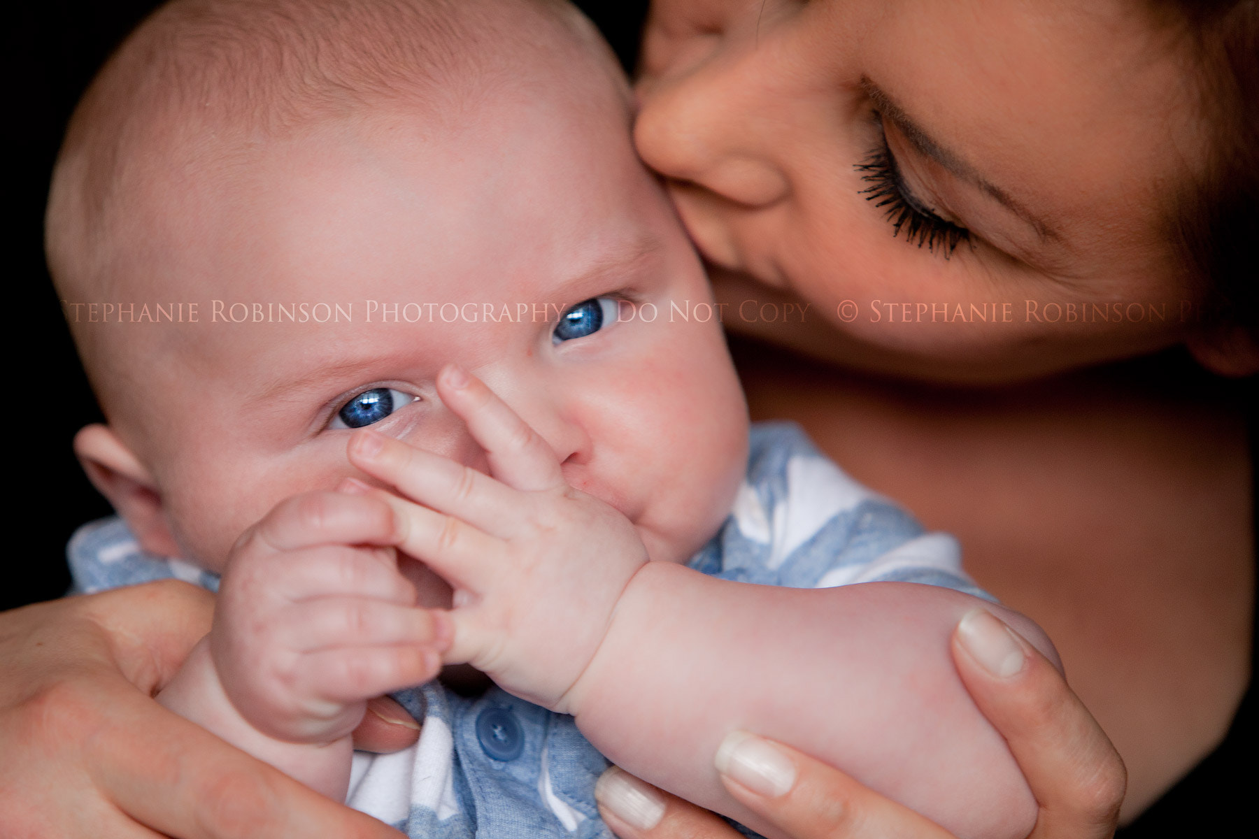 Photograph Mother and Baby Boy by Stephanie Robinson on 500px