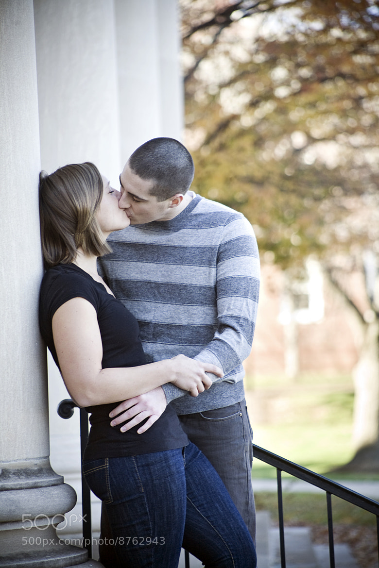 Photograph Kissing Couple by Timmy Marsee on 500px