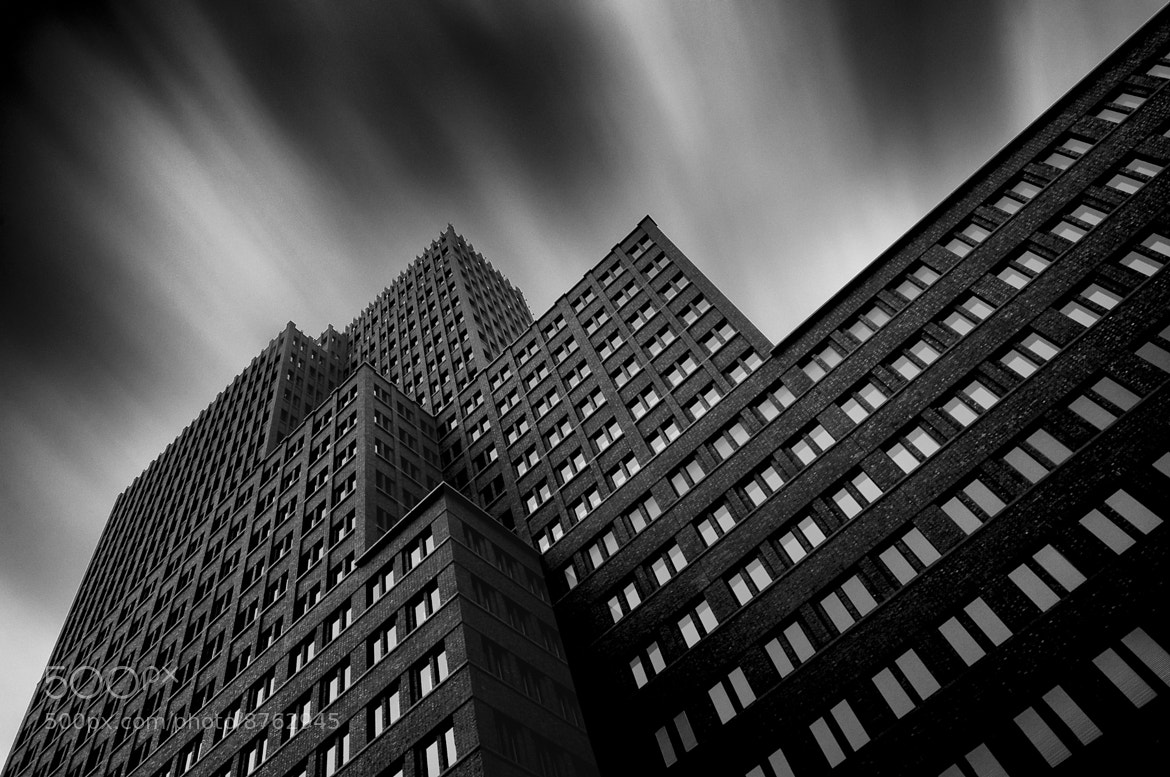 Photograph Hans Kollhoff Building by Giles McGarry on 500px