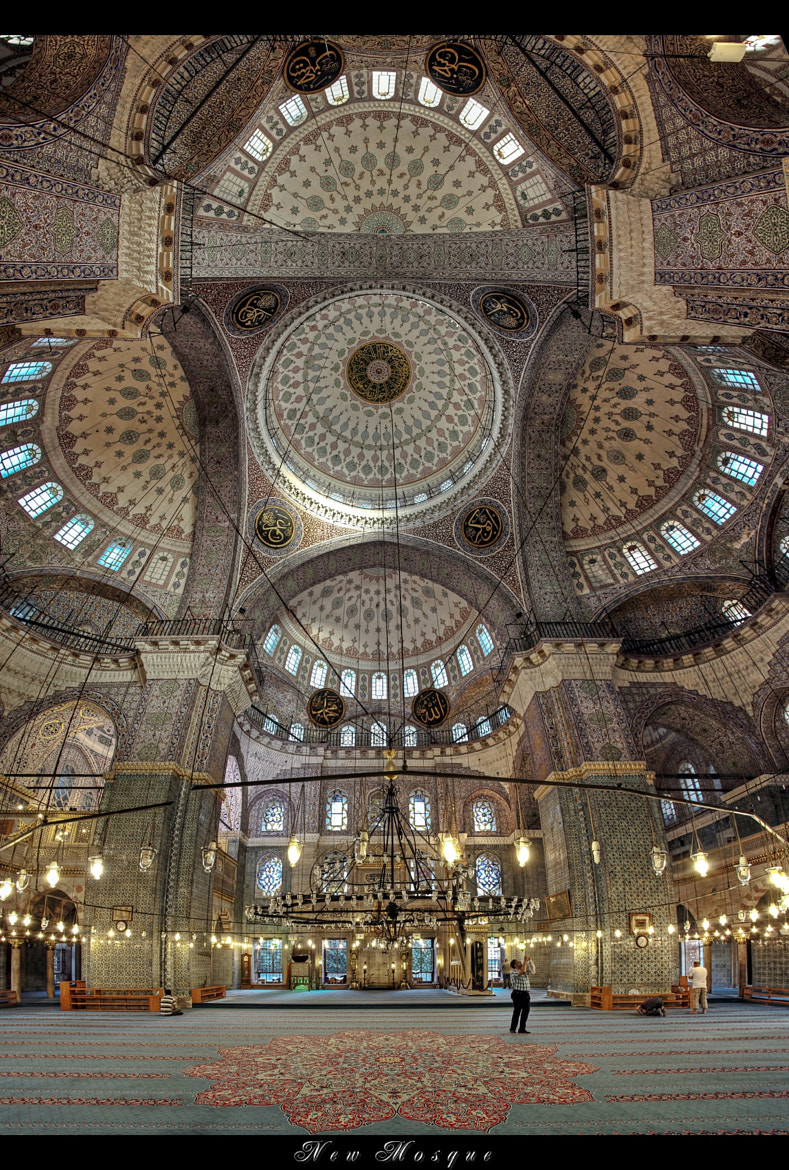 Photograph *New Mosque Panorama 2* by erhan sasmaz on 500px