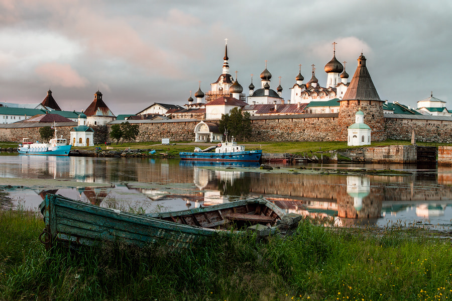 Photograph Solovki monastery by Alexey Zavodskiy on 500px