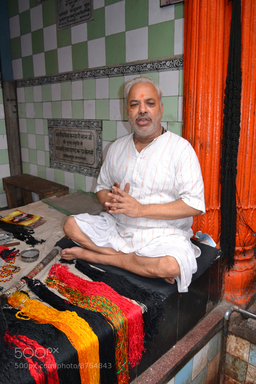 Photograph Purveyor of blessings........ by Padmakar Kappagantula on 500px