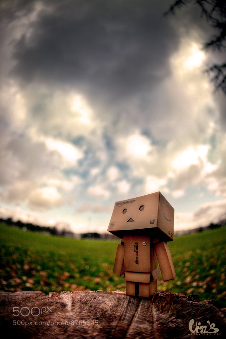 Photograph Adventures of Danboard 21 by Art by  Vin's on 500px