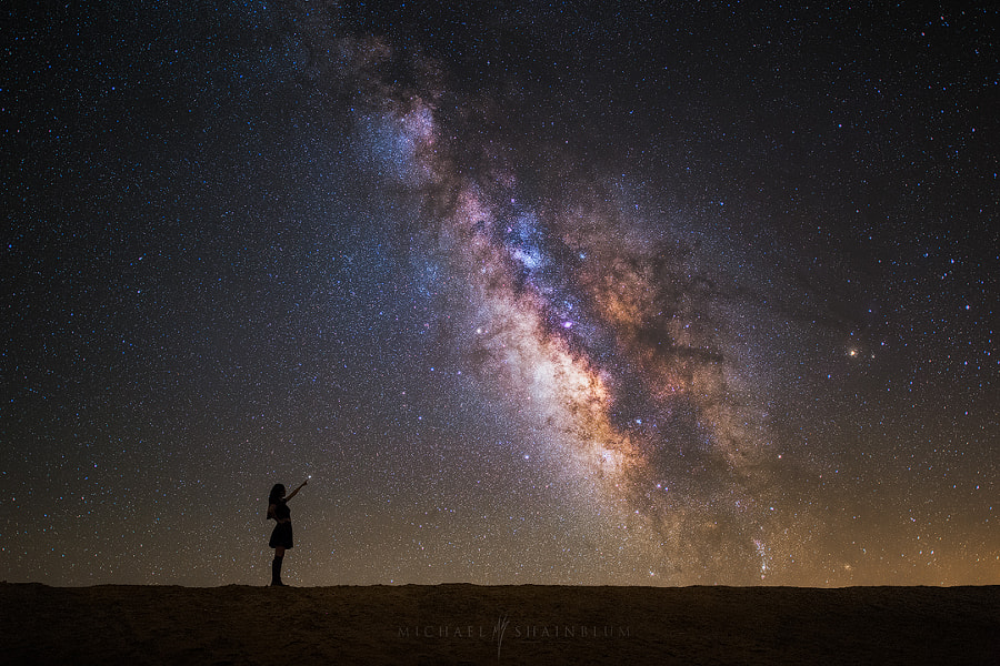 Photograph Dream Big by Michael Shainblum on 500px