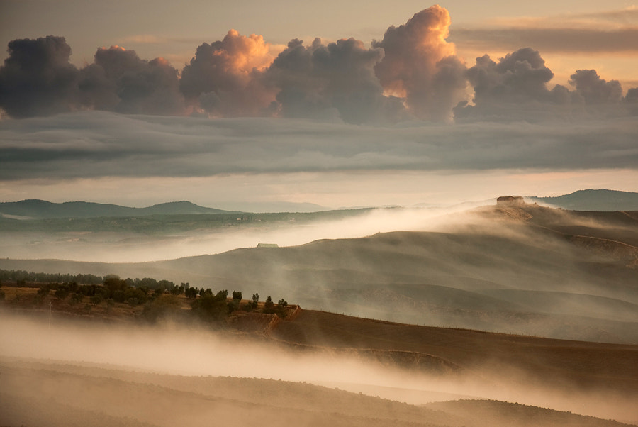 Photograph Cloudy by Marcin Sobas on 500px