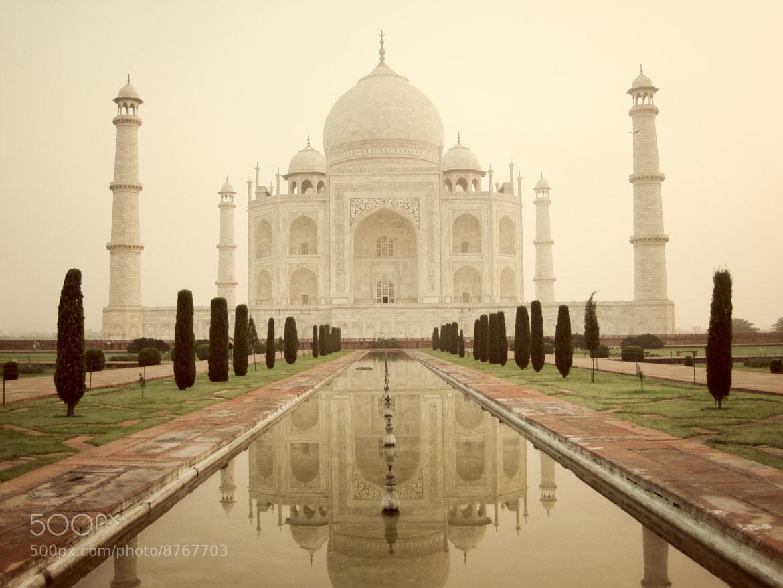 Photograph Taj Mahal by Daniel Wilcox on 500px