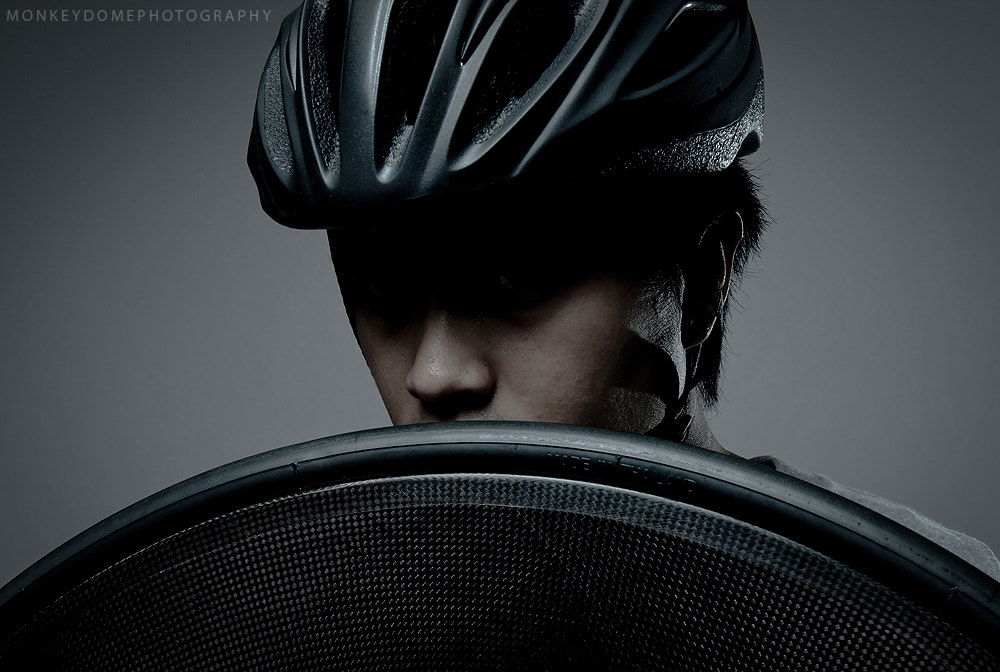 Photograph Cyclist portrait by MonkeyDome  Photography on 500px