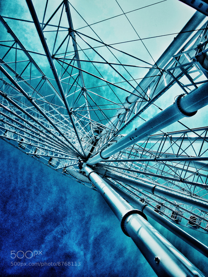 Photograph Ferris Wheel by Devin Cegelis on 500px