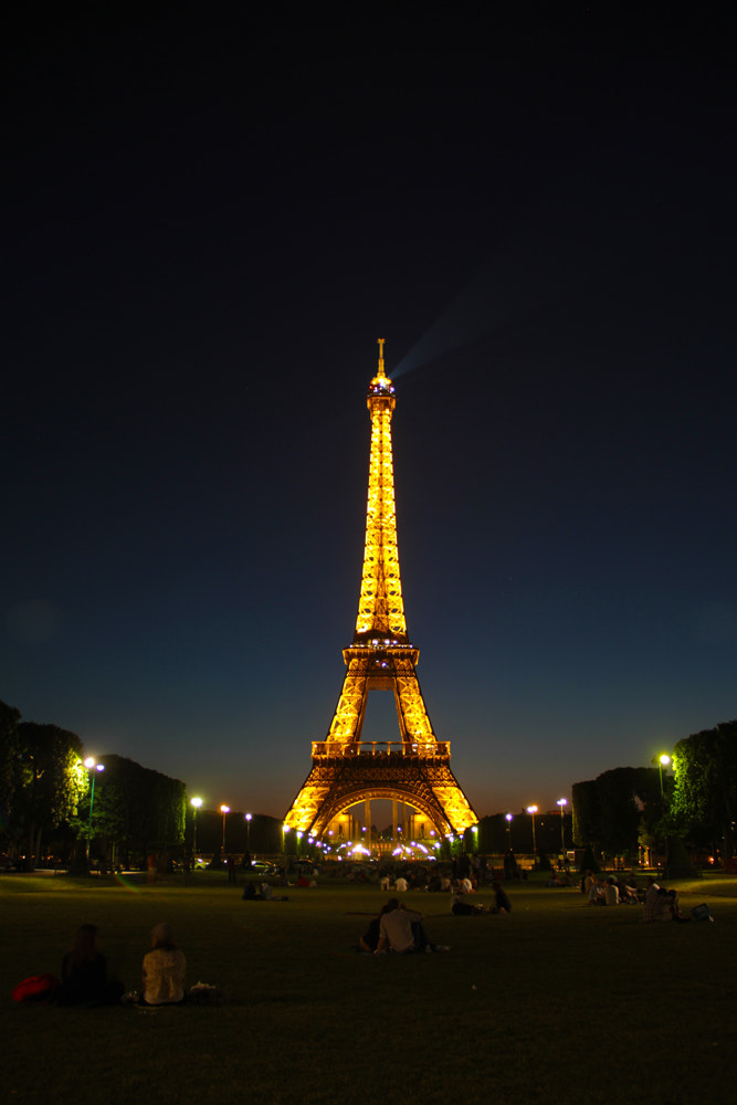 Photograph La Tour Eiffel by Stefan Bruett on 500px