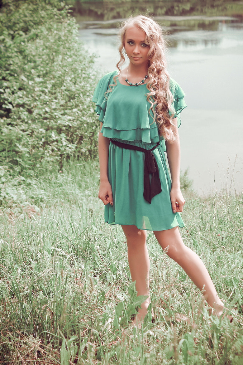 Photograph the fashionable green by Ivan Kuntsevich on 500px