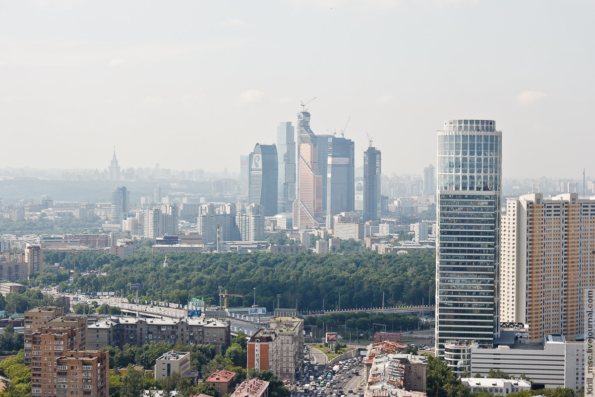 Photograph skyscrapers by Kirill  msc on 500px