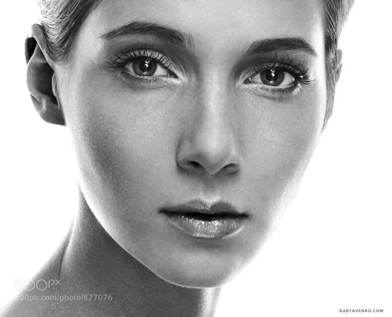 Photograph Kristin by Denis Kartavenko on 500px