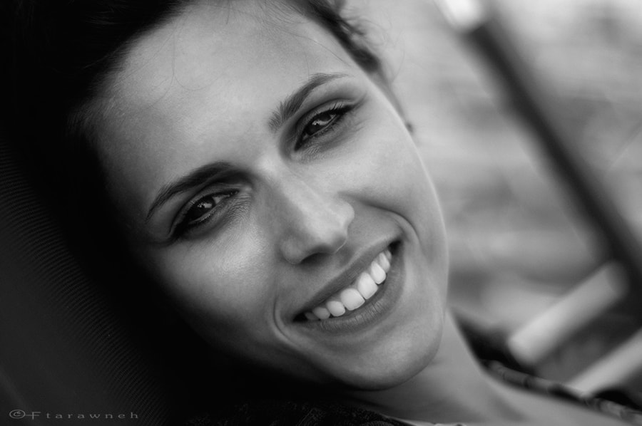 Photograph When your smiling by Fadi Tarawneh on 500px