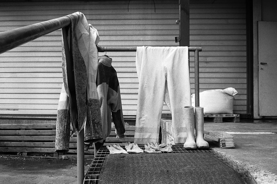 Photograph A man's working clothes by Henning Nilsen on 500px