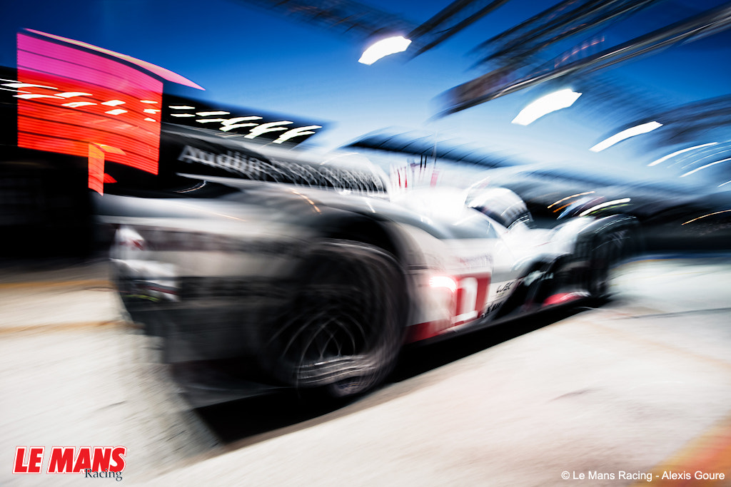 Photograph 24H of Le Mans - Race by Alexis Goure on 500px