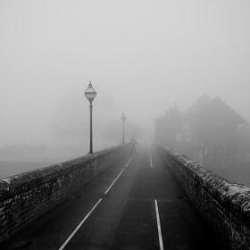 Stratford Upon Avon England Fog by Nic & Dave Travel (DaveClarkey) on 500px.com